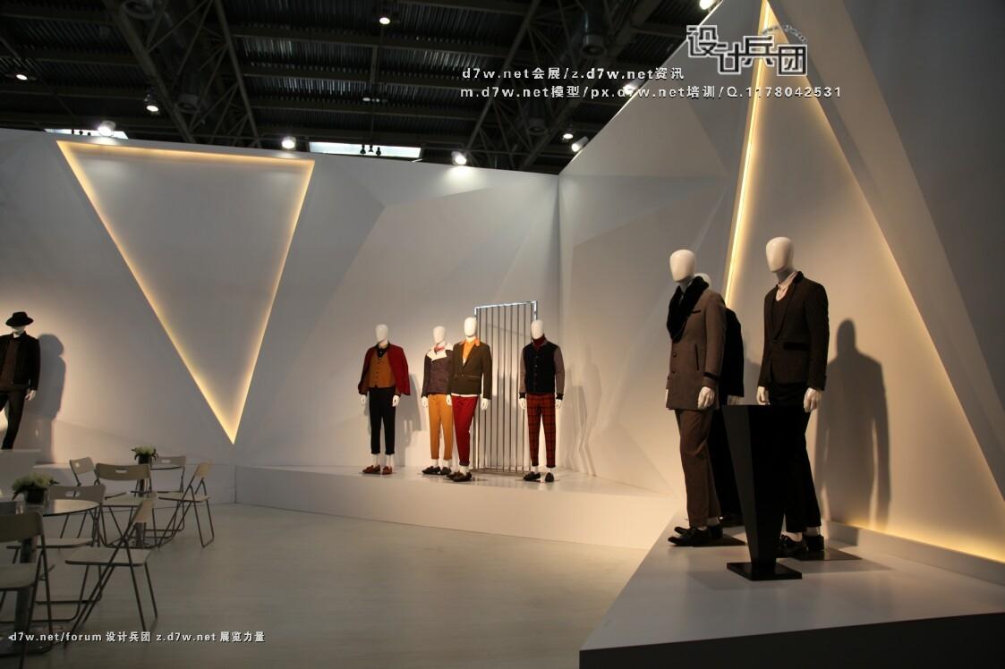 2013中国国际服装服饰博览会(四) - 设计兵团_展会_外