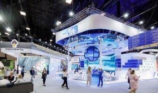 【圣彼得堡经济论坛】俄罗斯才是展台颜值的天花板(SPIEF)
