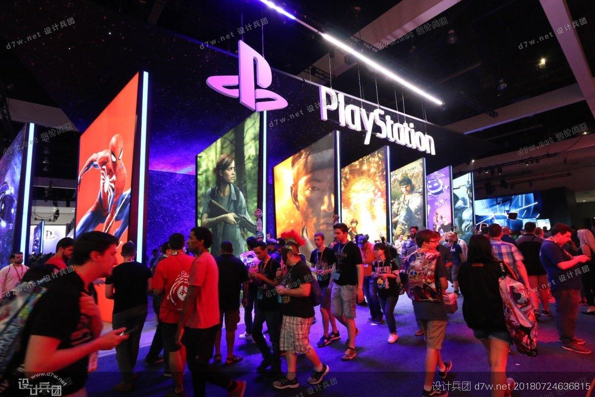 培训游戏大全_【独家 】2018美国E3电子娱乐游戏产业展览会(E3游戏展) - 设计 ...