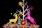 2015圣诞节装饰设计方案 二