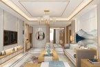 时代广场新中式室内设计