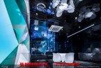 济南特色主题感官体验式电竞网咖桌游手游网吧沿街店铺装修设计装饰施工公司