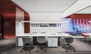 POLY VOLY辦公空間設計——眾舍空間設計事務所