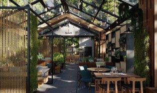 BITE-温室餐厅