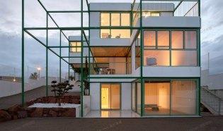 砖拱住宅--Space Popular