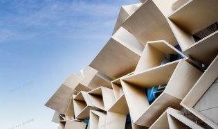 伊朗绿地会议中心展览楼 -Mehrdad Iravanian Architects