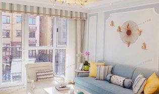 地中海风格设计效果图,张家界中达装饰,室内装潢设计,资深装修设计团队,多种风格专业设计。