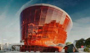 拉脱维亚大琥珀音乐厅--Volker Giencke