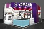 雅马哈展台模型