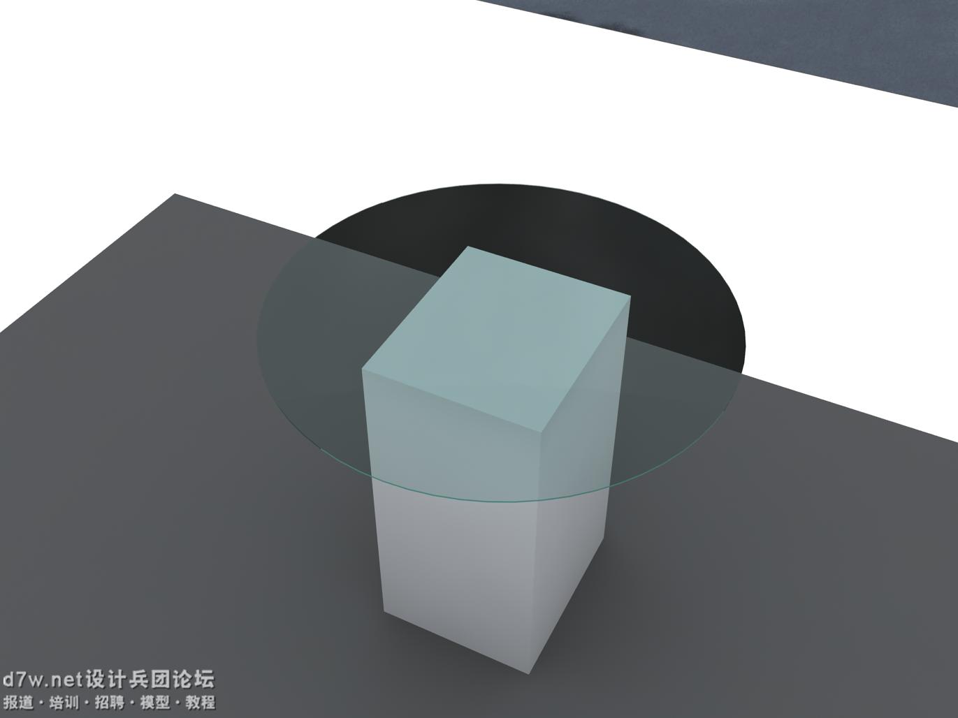会展设计教程_关于VR玻璃材质渲染的问题 求指教 - 设计兵团教程_解决设计师 ...